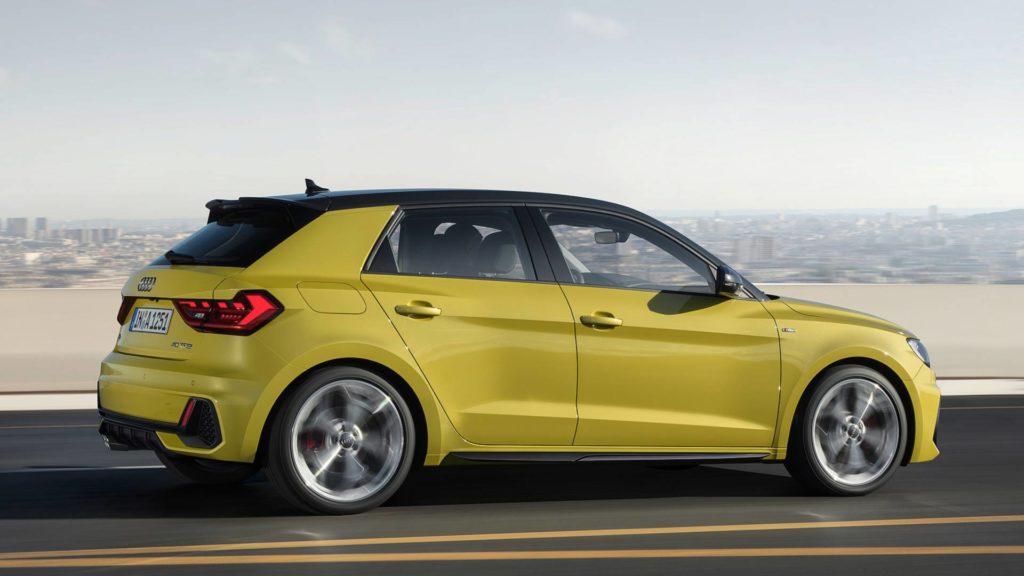 Novo Audi Audi A1 2019 (7)