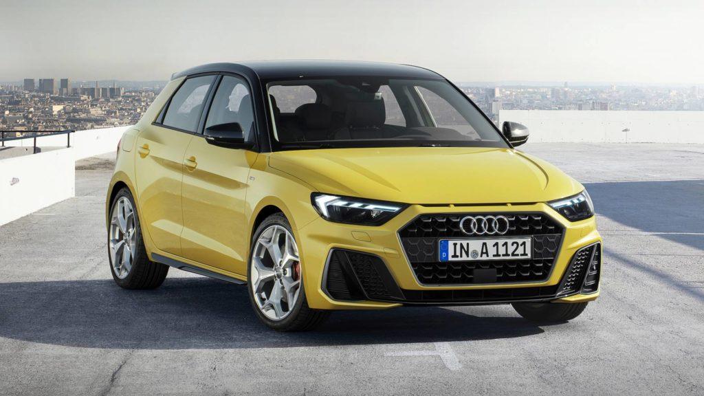 Novo Audi Audi A1 2019 (8)