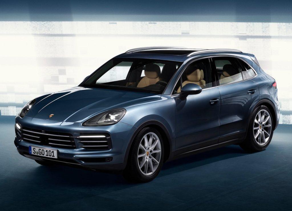 Porsche Cayenne 2018 (3)