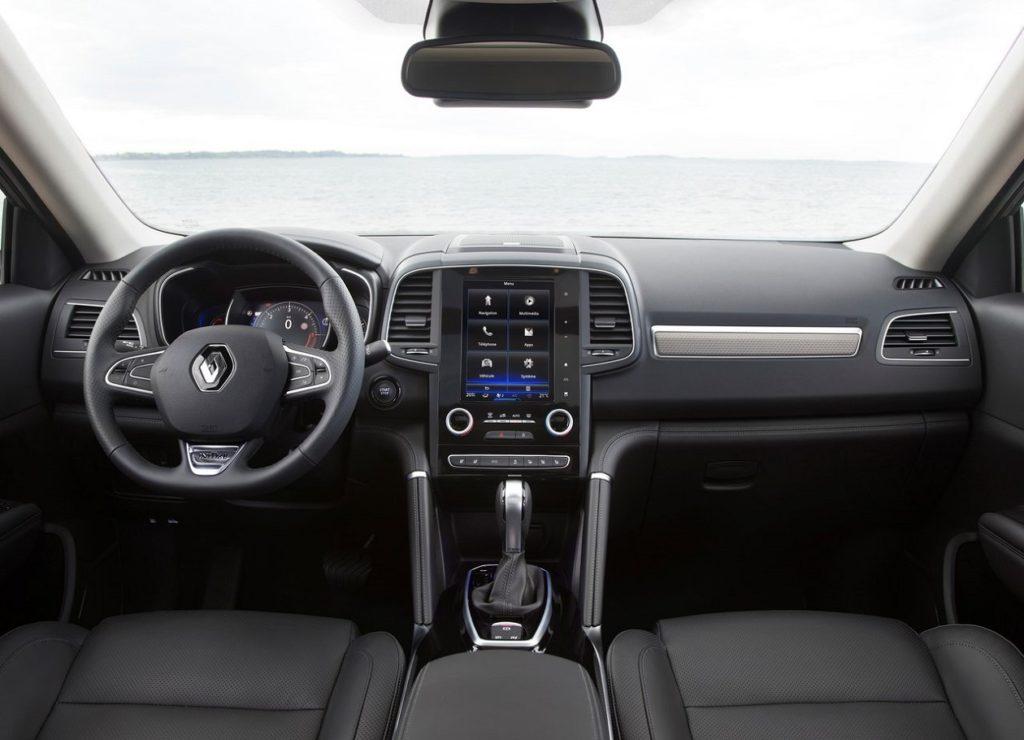 Renault Koleos 2017 (2)