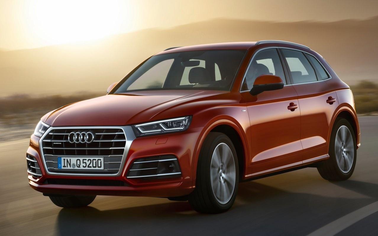 Audi estima que SUVs representarão mais de 50% das suas vendas até 2025