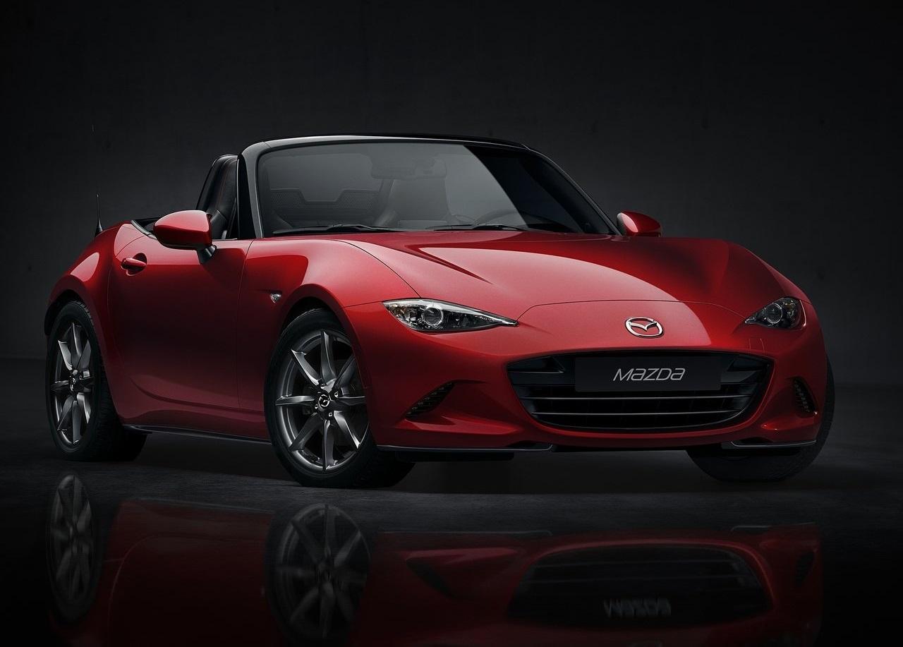 Actualização beneficia Mazda MX-5 com potência adicional