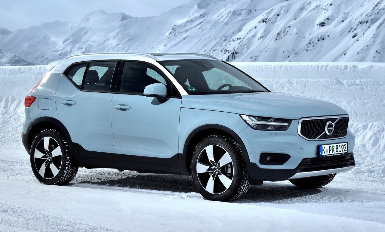 XC40 será o primeiro Volvo totalmente eléctrico