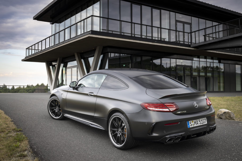 Der neue Mercedes-AMG C 63 | Bilster Berg 2018 // The new Mercedes-AMG C 63 | Bilster Berg 2018