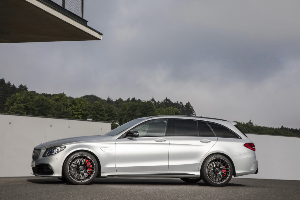 Der neue Mercedes-AMG C 63 | Bilster Berg 2018//The new Mercedes-AMG C 63 | Bilster Berg 2018