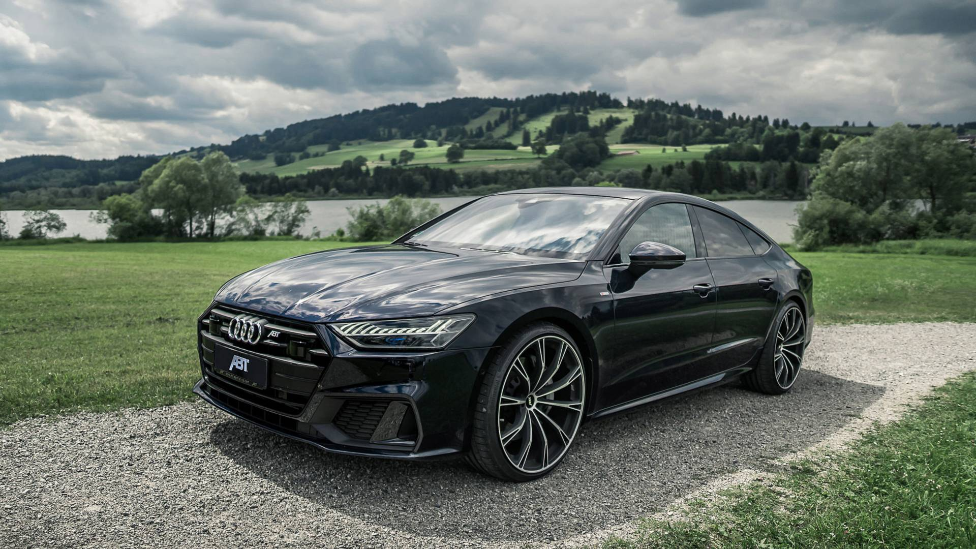 abt sportsline revela novo audi a7 sportback motores sapo. Black Bedroom Furniture Sets. Home Design Ideas