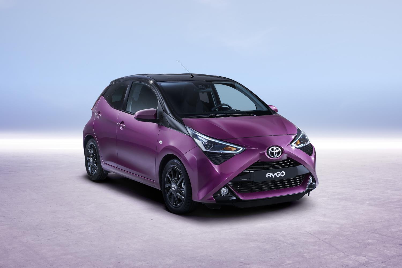 Toyota estreia novo AYGO no festival Super Bock Super Rock