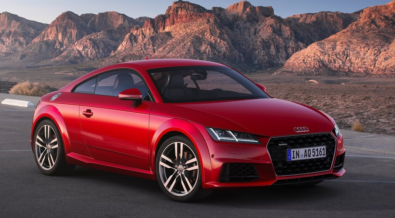 Agora é oficial, Audi revela novo TT