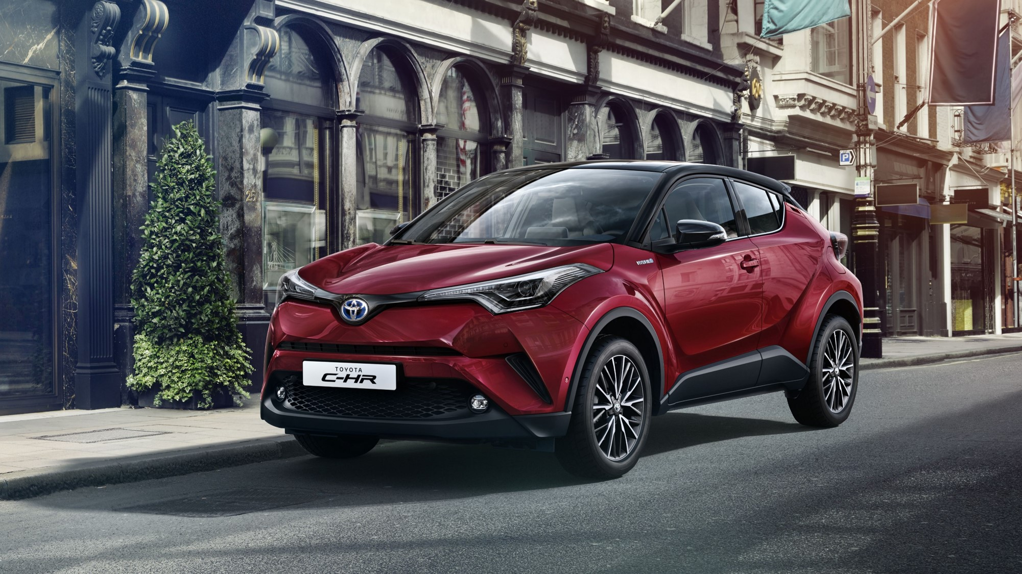 Toyota: híbridos representaram 58% das vendas na Europa Ocidental em 2018