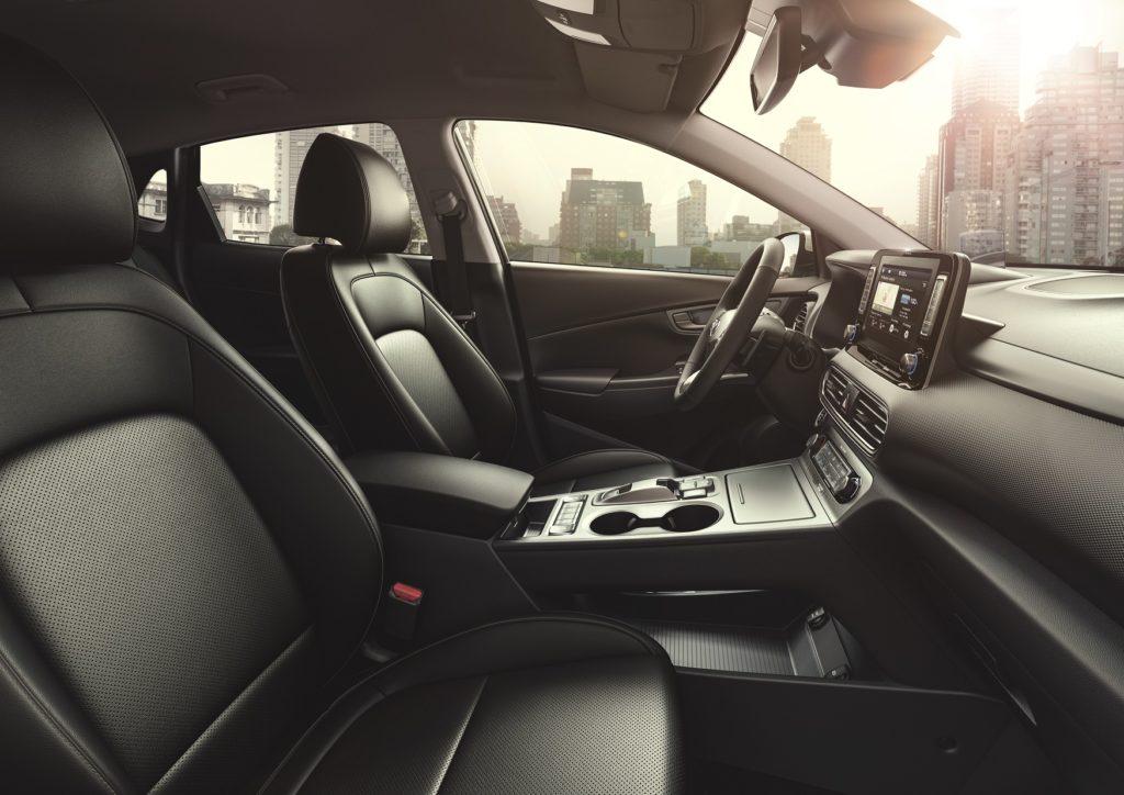 Hyundai KAUAI Electric_Interior (3)