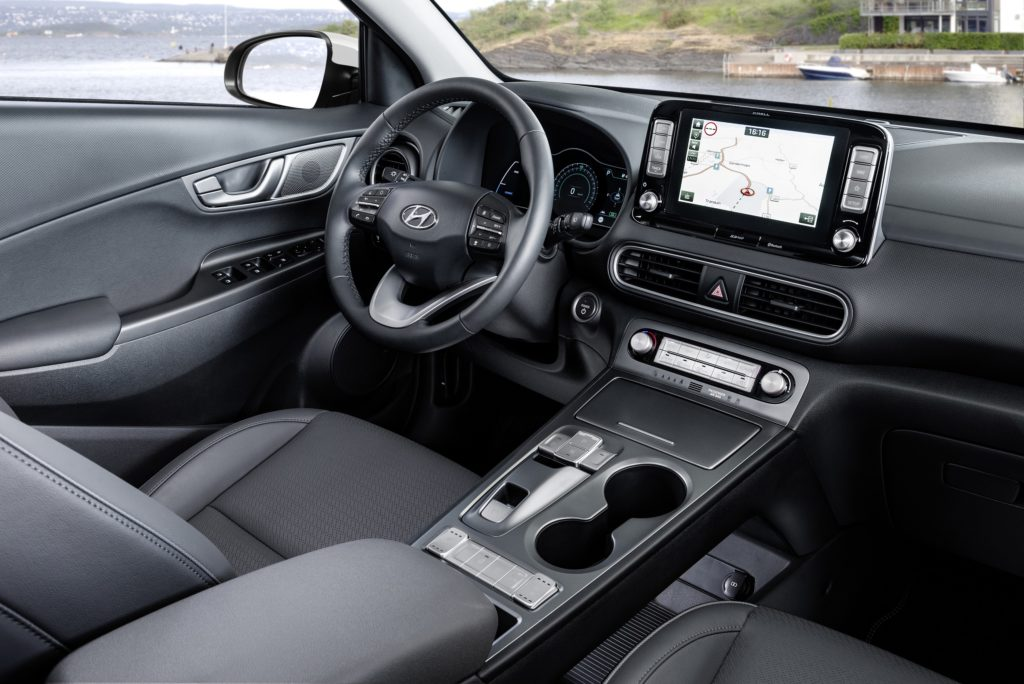 Hyundai KAUAI Electric_Interior (5)