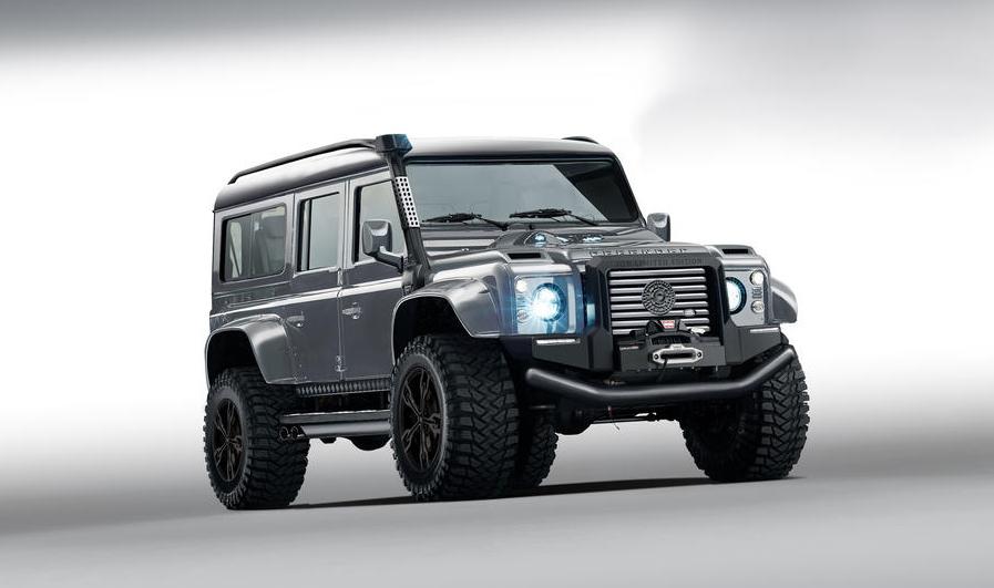 Ares Design revela a sua versão do Land Rover Defender