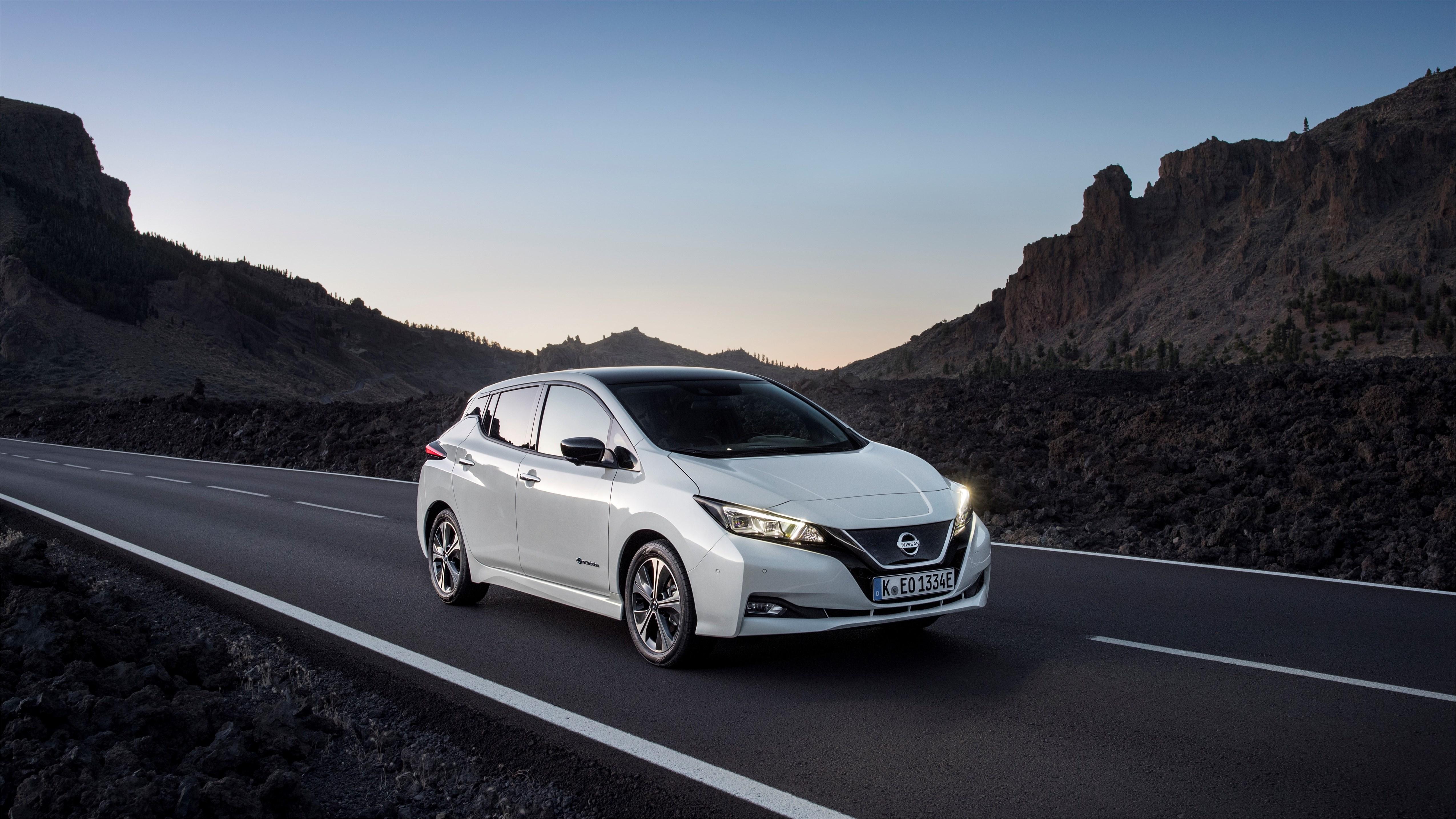 Nissan Leaf é o veículo elétrico mais vendido na Europa