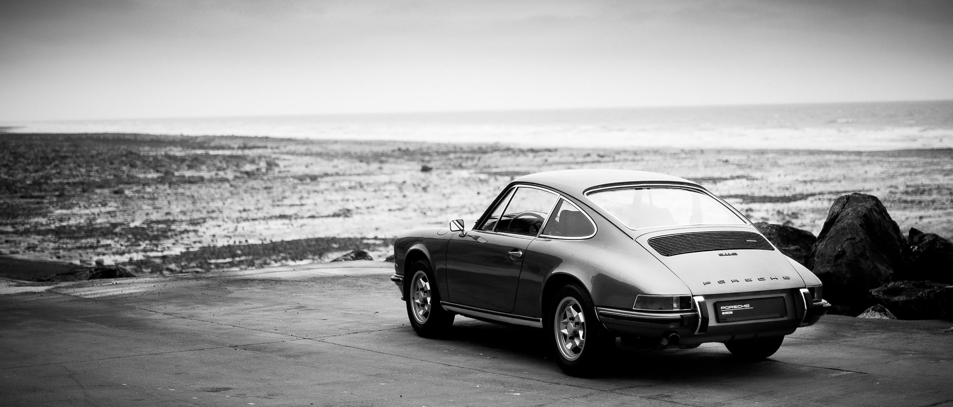 Ensaio de Peter Lindbergh celebra os 70 anos da Porsche