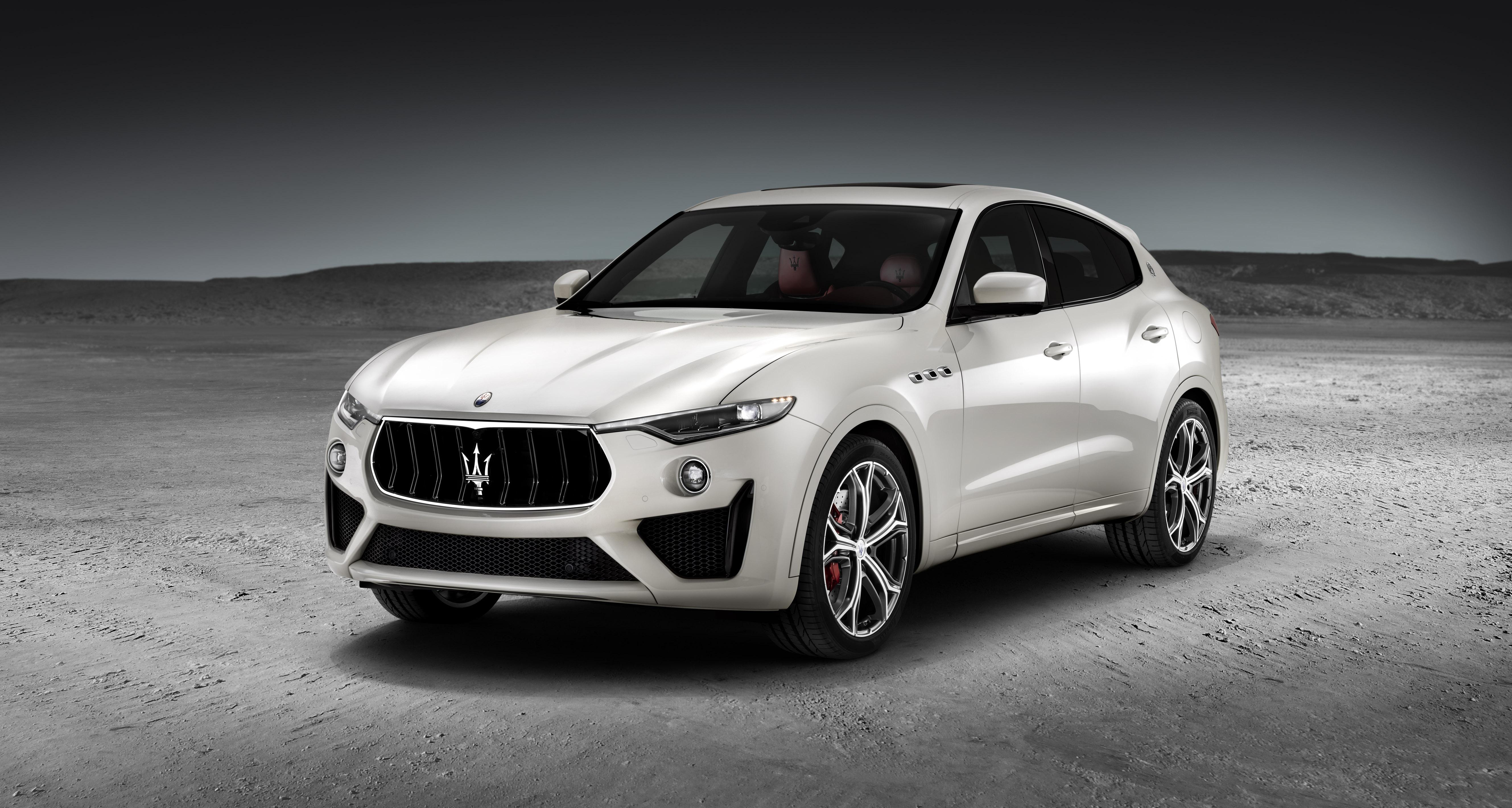"""Maserati apresenta gama """"Model Year 2019"""" e novo Levante GTS"""