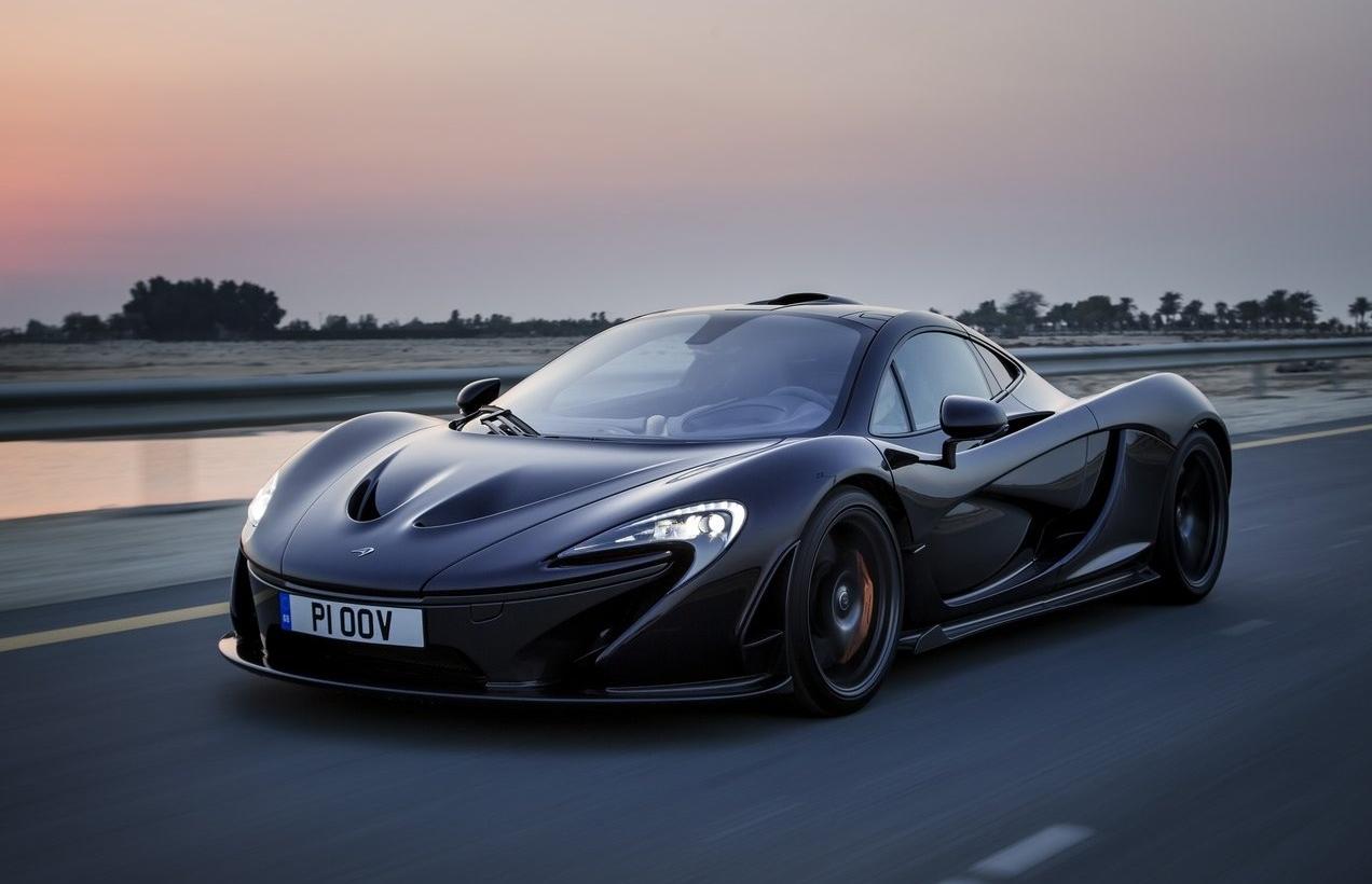 McLaren: 18 novos modelos e gama electrificada até 2025