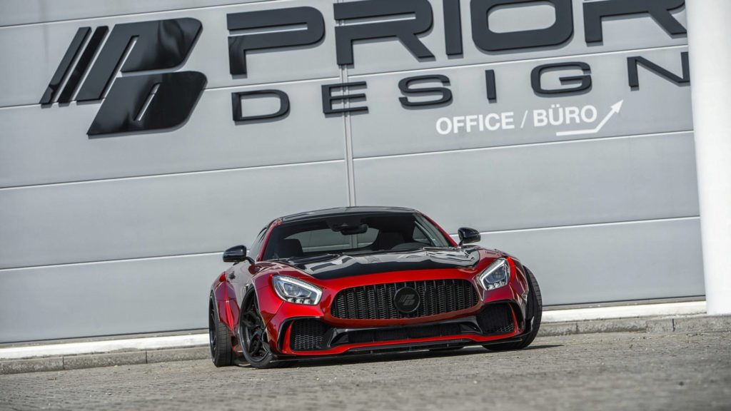 Mercedes-AMG GT Prior Design (1)