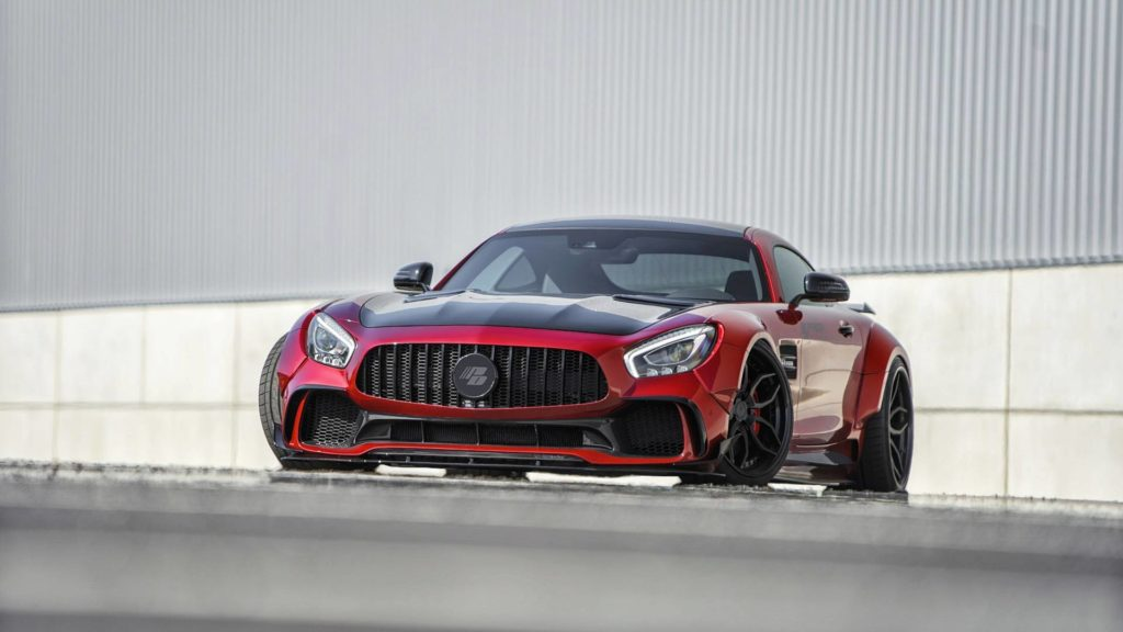 Mercedes-AMG GT Prior Design (3)