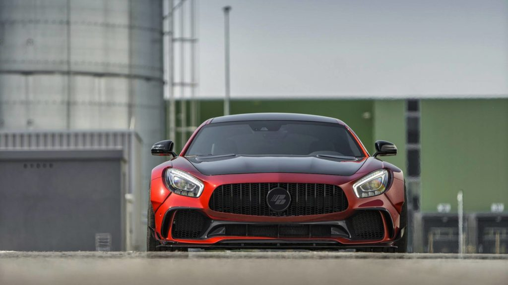 Mercedes-AMG GT Prior Design (4)