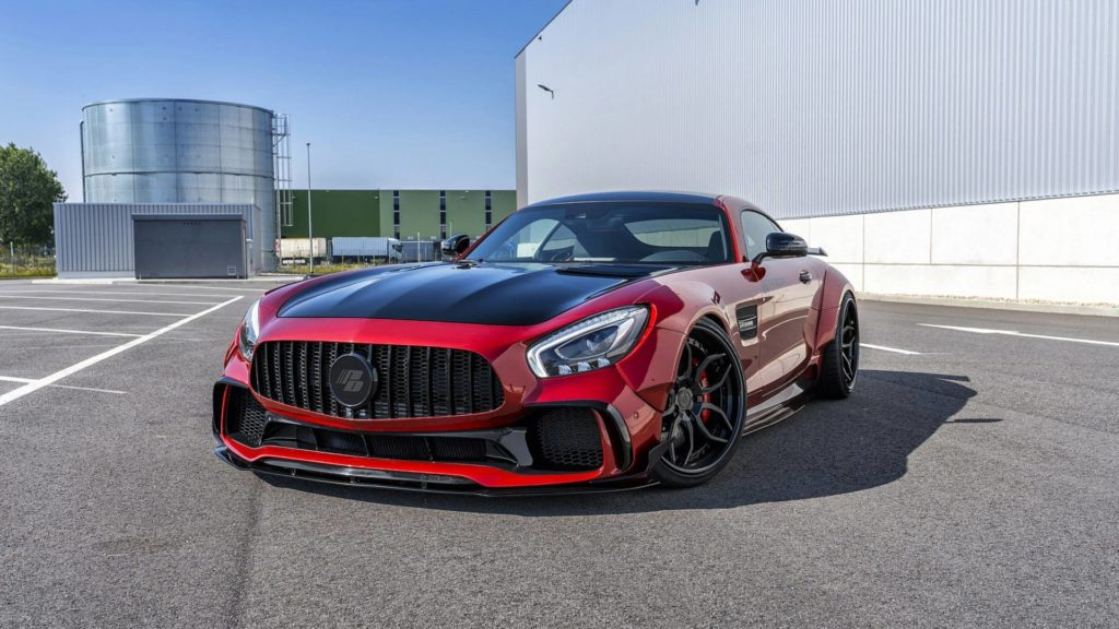 Mercedes-AMG GT Prior Design (5)