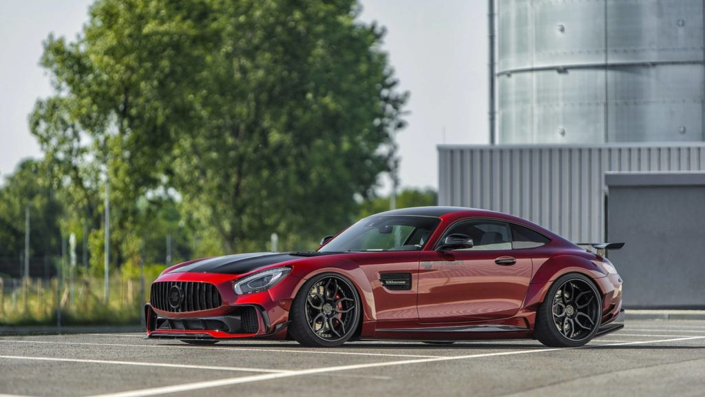 Mercedes-AMG GT Prior Design (6)