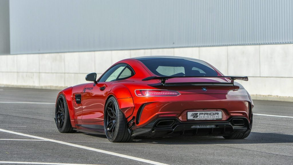 Mercedes-AMG GT Prior Design (8)