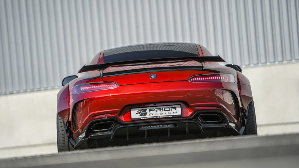 Mercedes-AMG GT Prior Design (9)