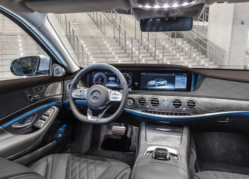 Mercedes-Benz Classe S 560e (1)