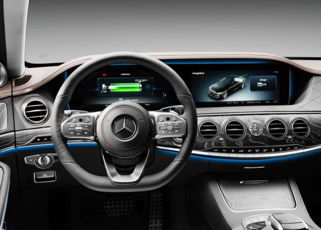 Mercedes-Benz Classe S 560e (9)