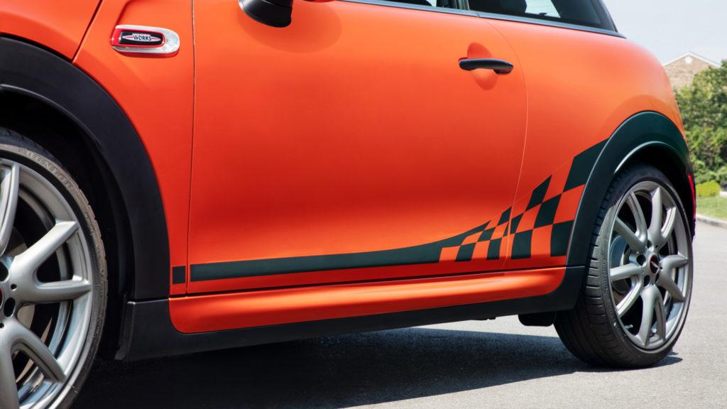 Mini John Cooper Works Hardtop International Orange Edition (5)