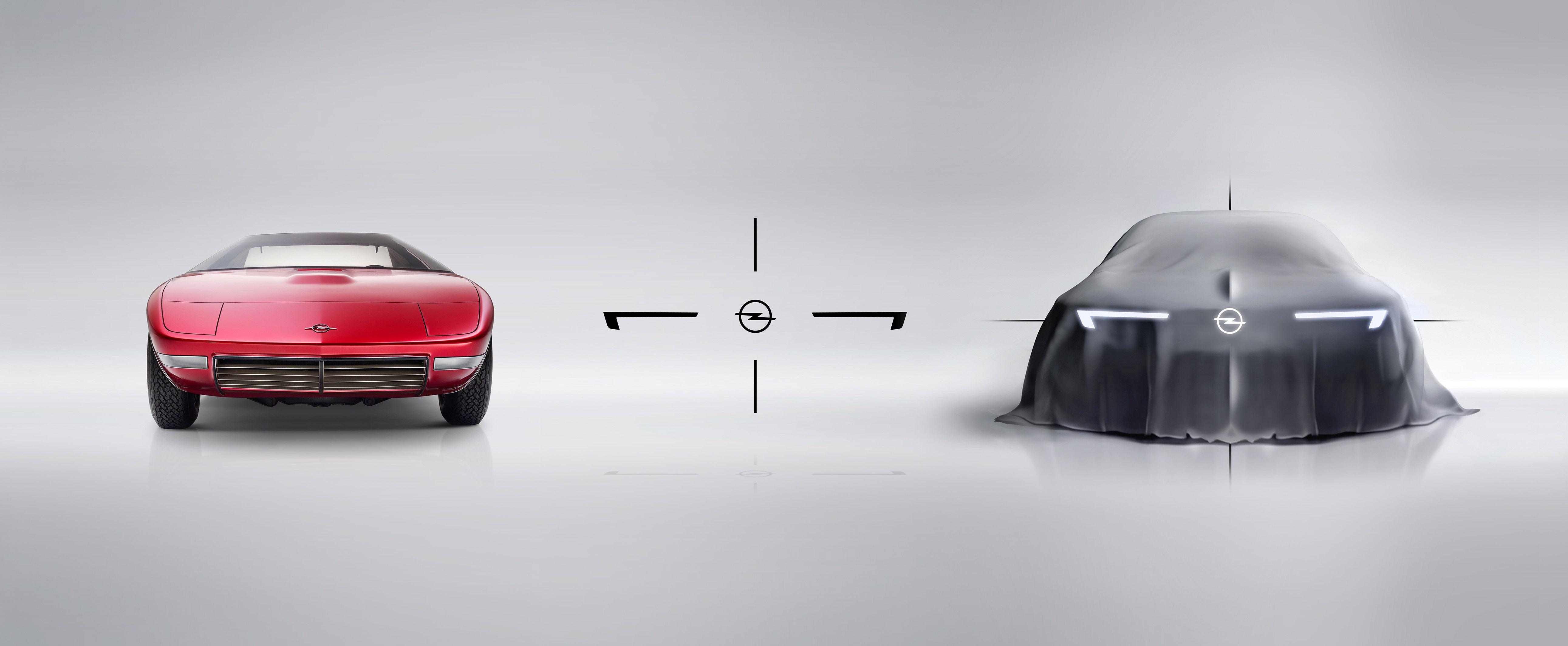 Opel: protótipo revelará o design da marca para o futuro