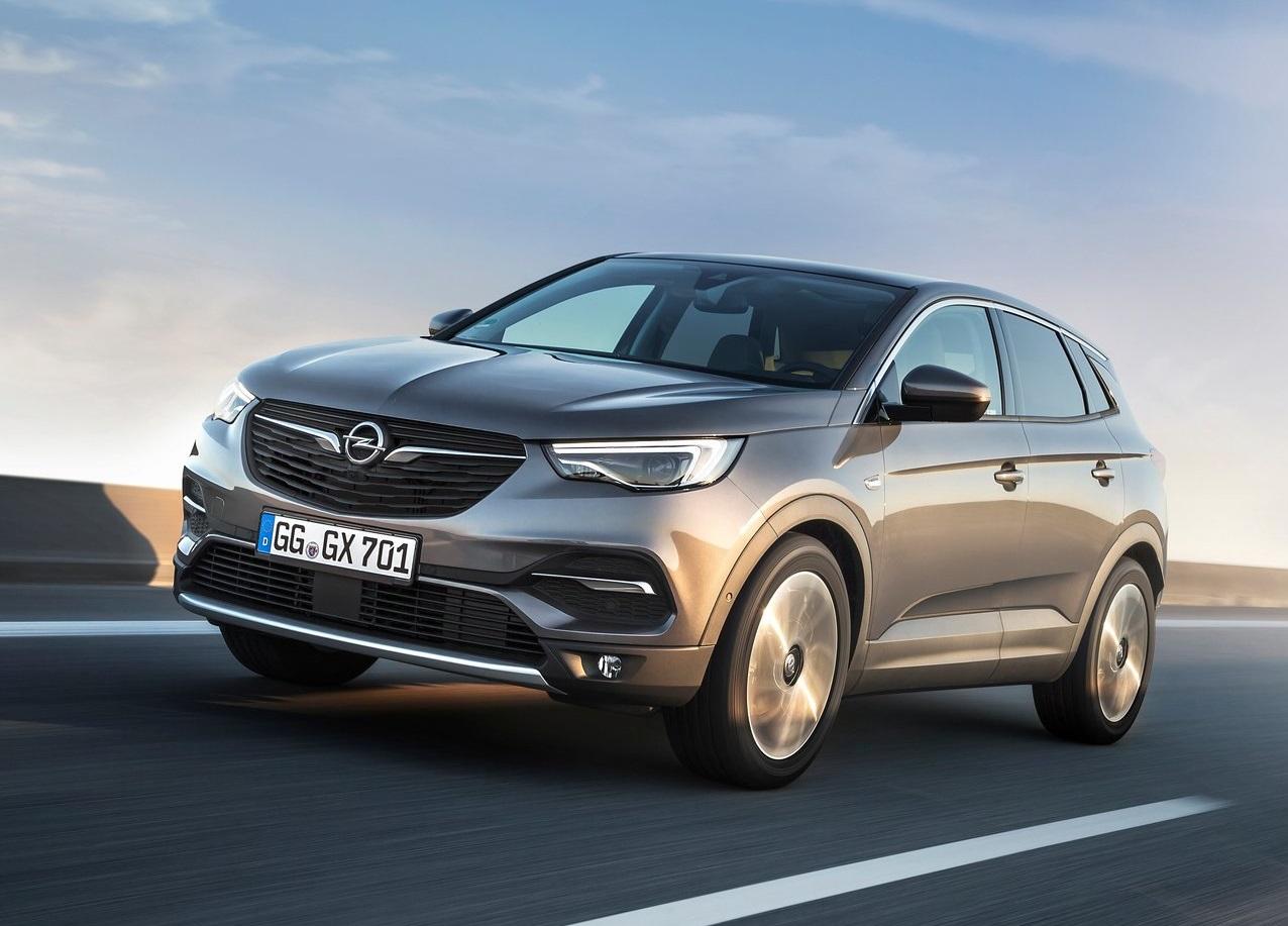 Linha SUV da Opel preparada para a nova norma de emissões