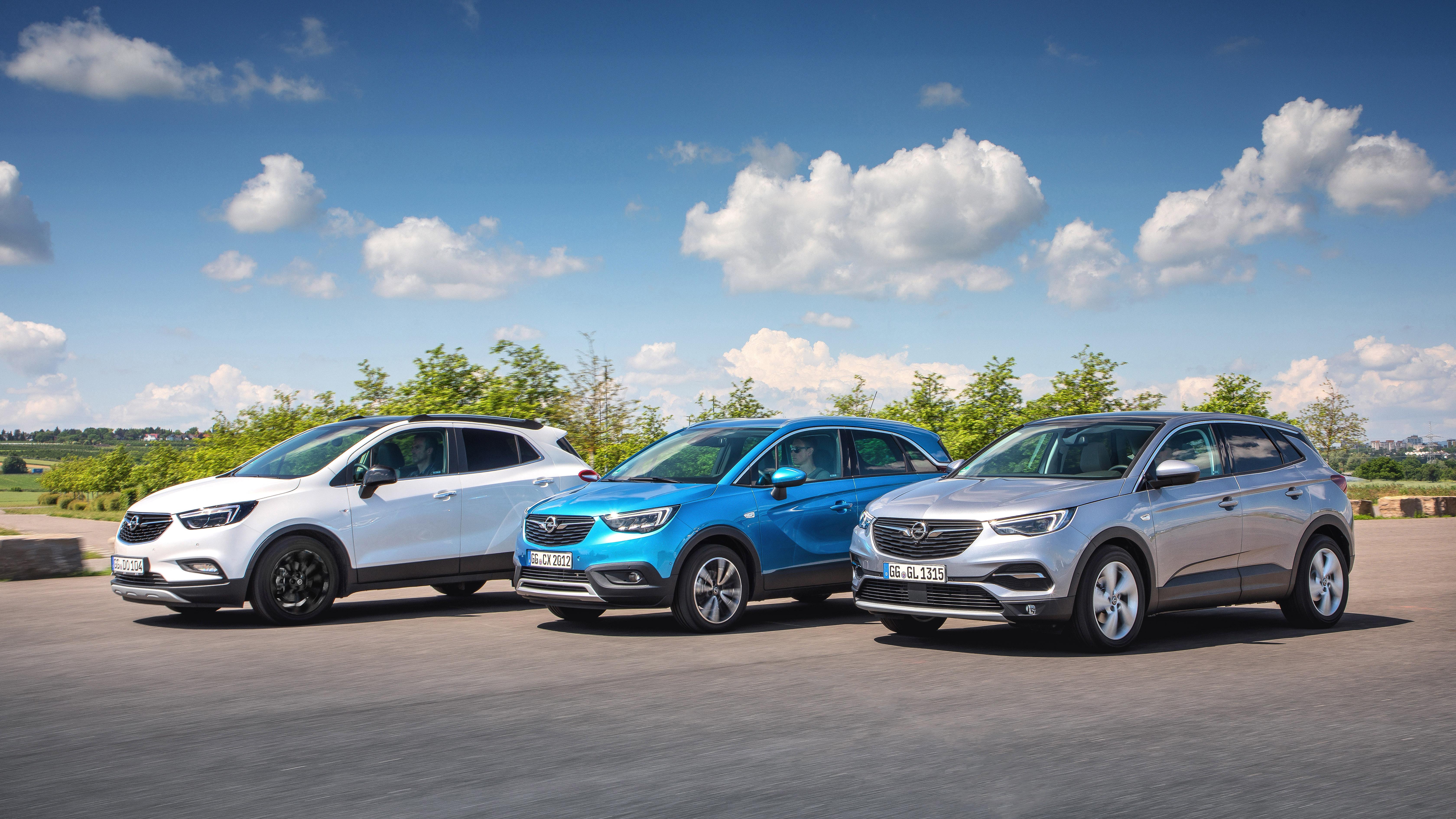 Gama X da Opel, para quem procura um SUV moderno e versátil