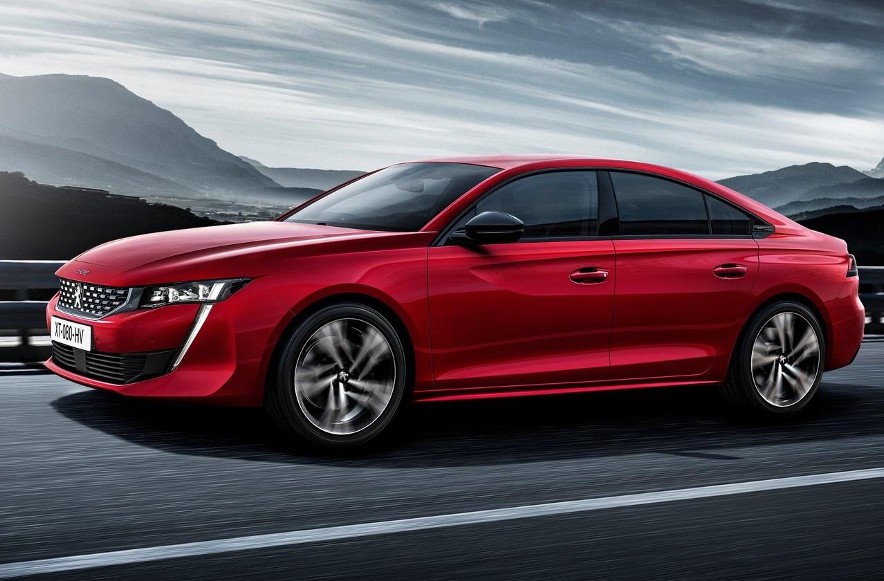 Peugeot 508 GT contará com sistema híbrido plug-in, tracção integral e potência superior a 200 cv