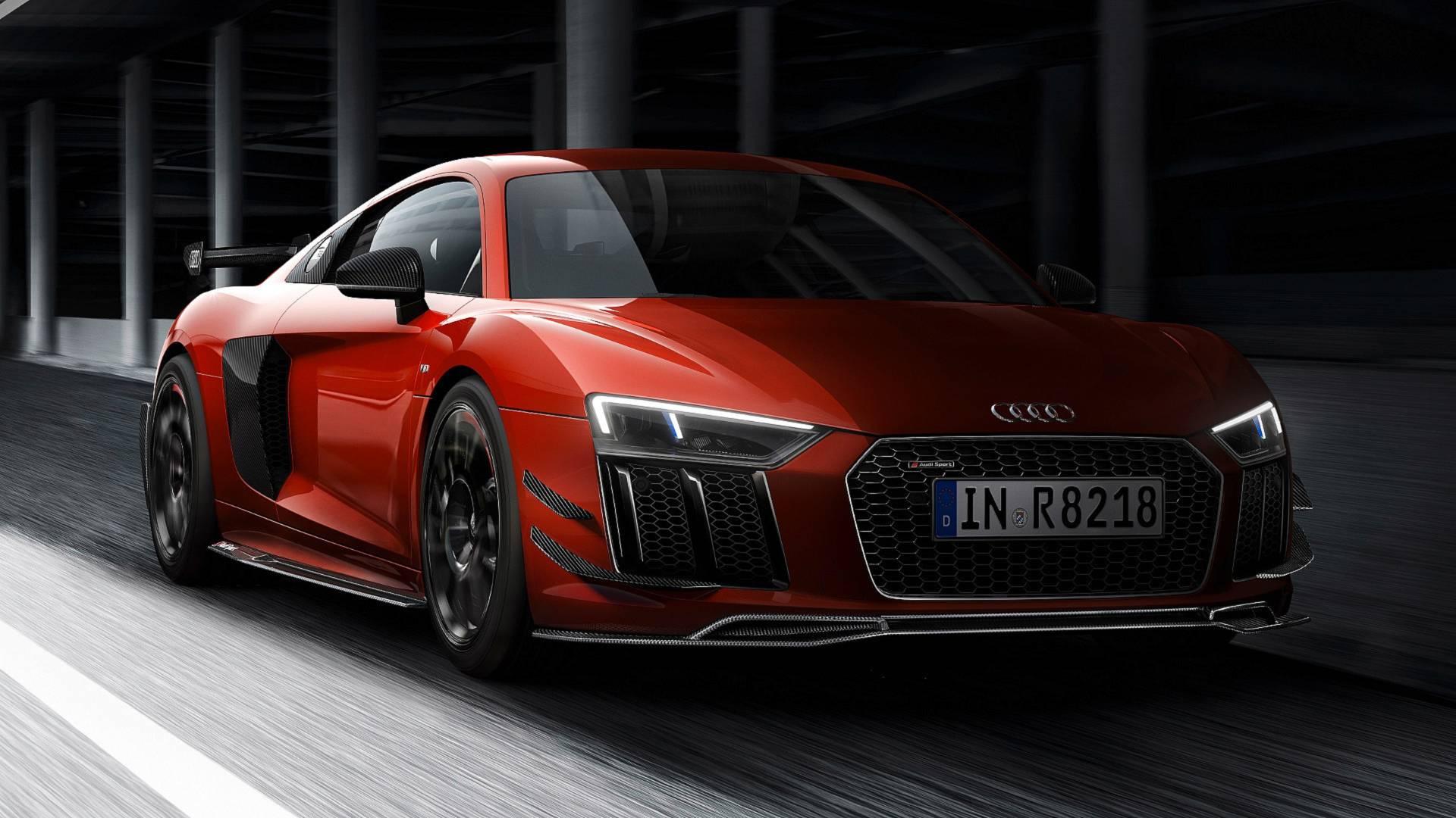 """Audi Revela R8 """"mais extremo de sempre"""""""
