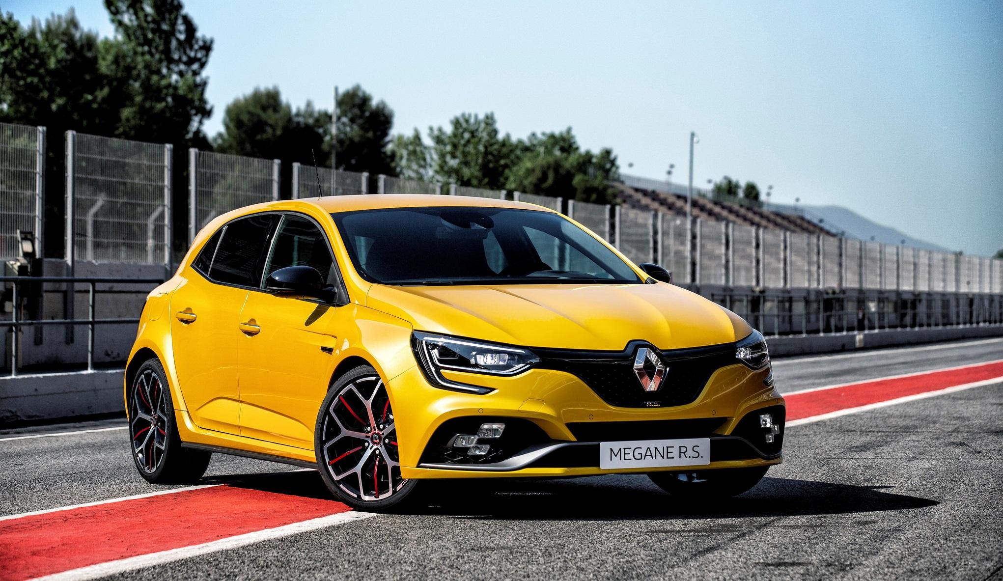 Tudo o que se sabe sobre o novo Renault Mégane R.S. Trophy
