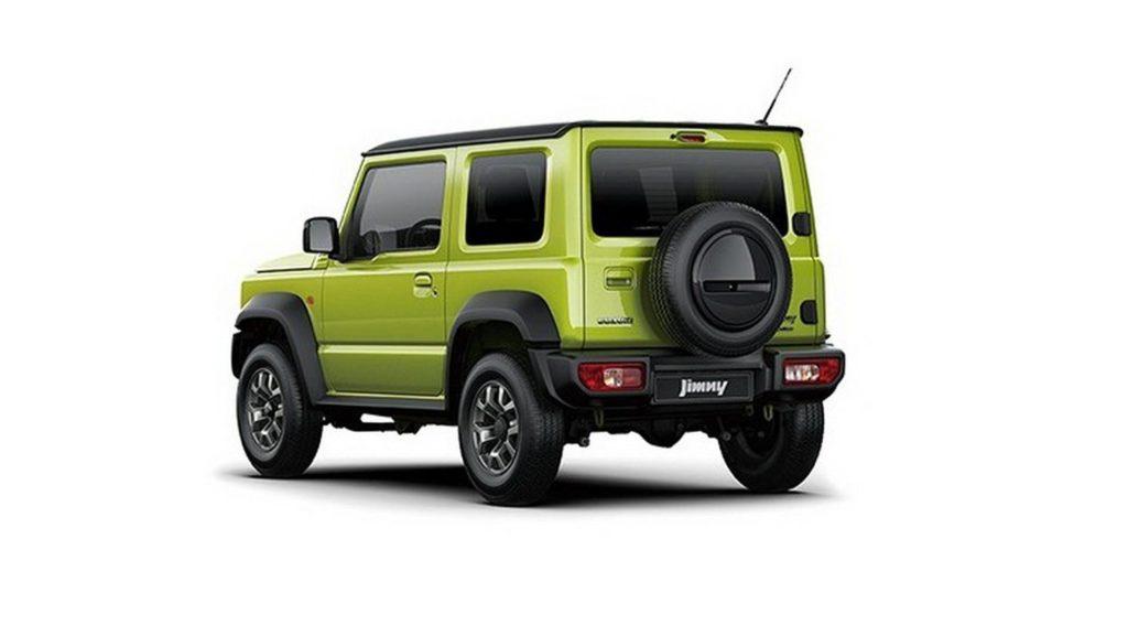 Suzuki Jimny 2019 (10)