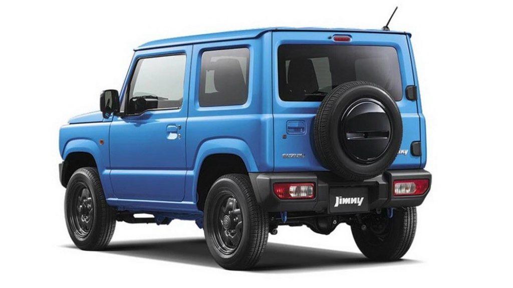 Suzuki Jimny 2019 (11)