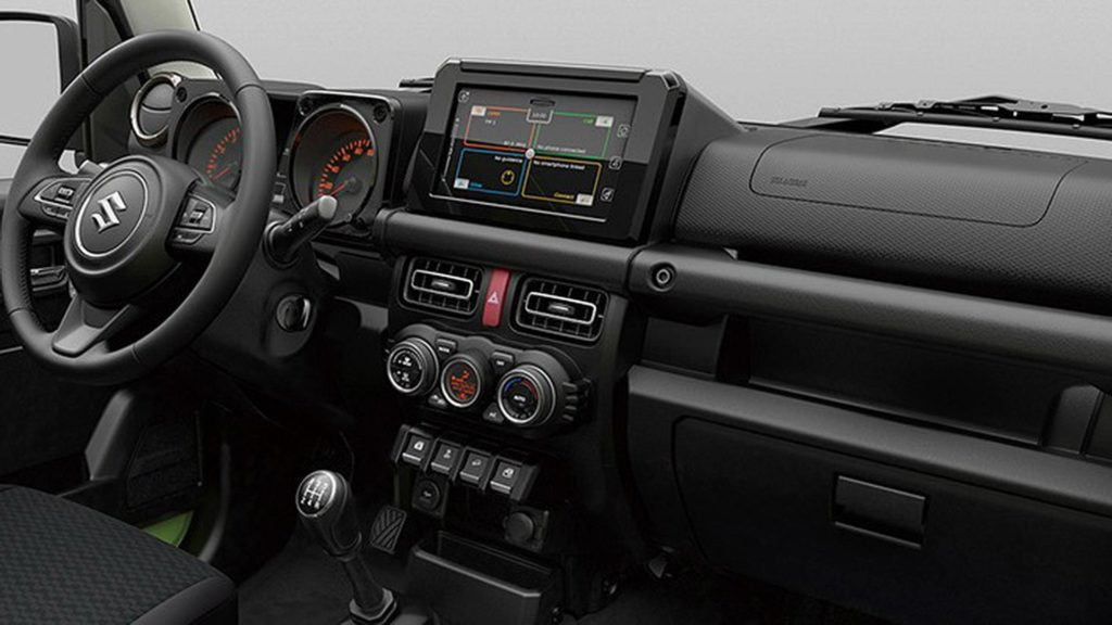Suzuki Jimny 2019 (12)