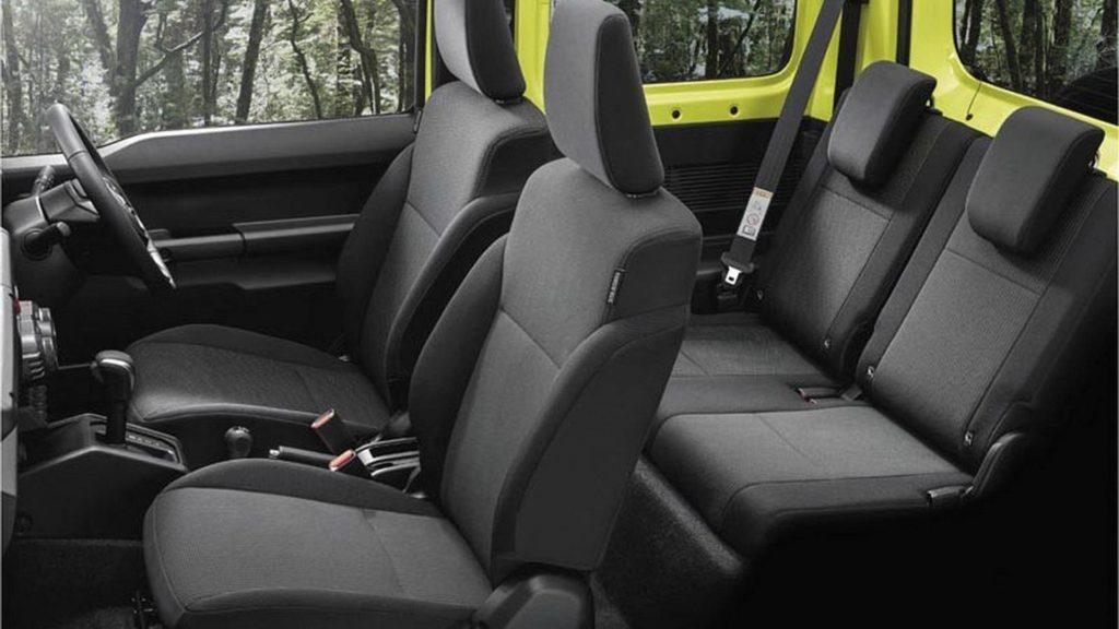 Suzuki Jimny 2019 (13)