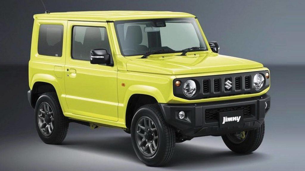 Suzuki Jimny 2019 (6)