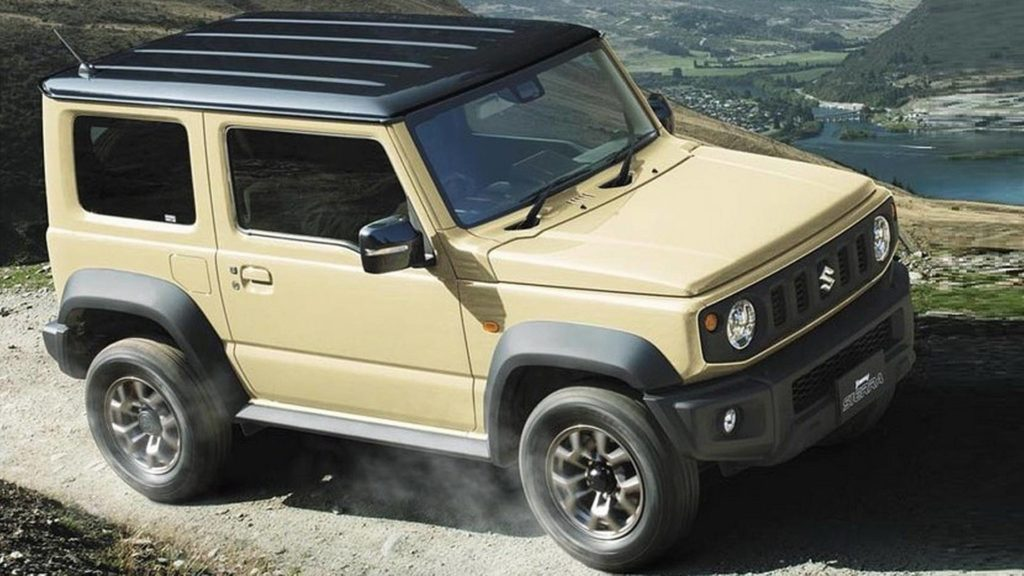 Suzuki Jimny 2019 (7)