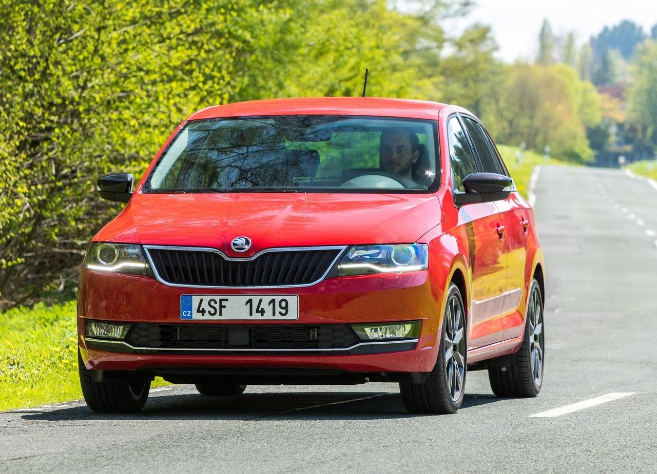 Novo Skoda Rapid, uma alternativa mais acessível ao VW Golf?