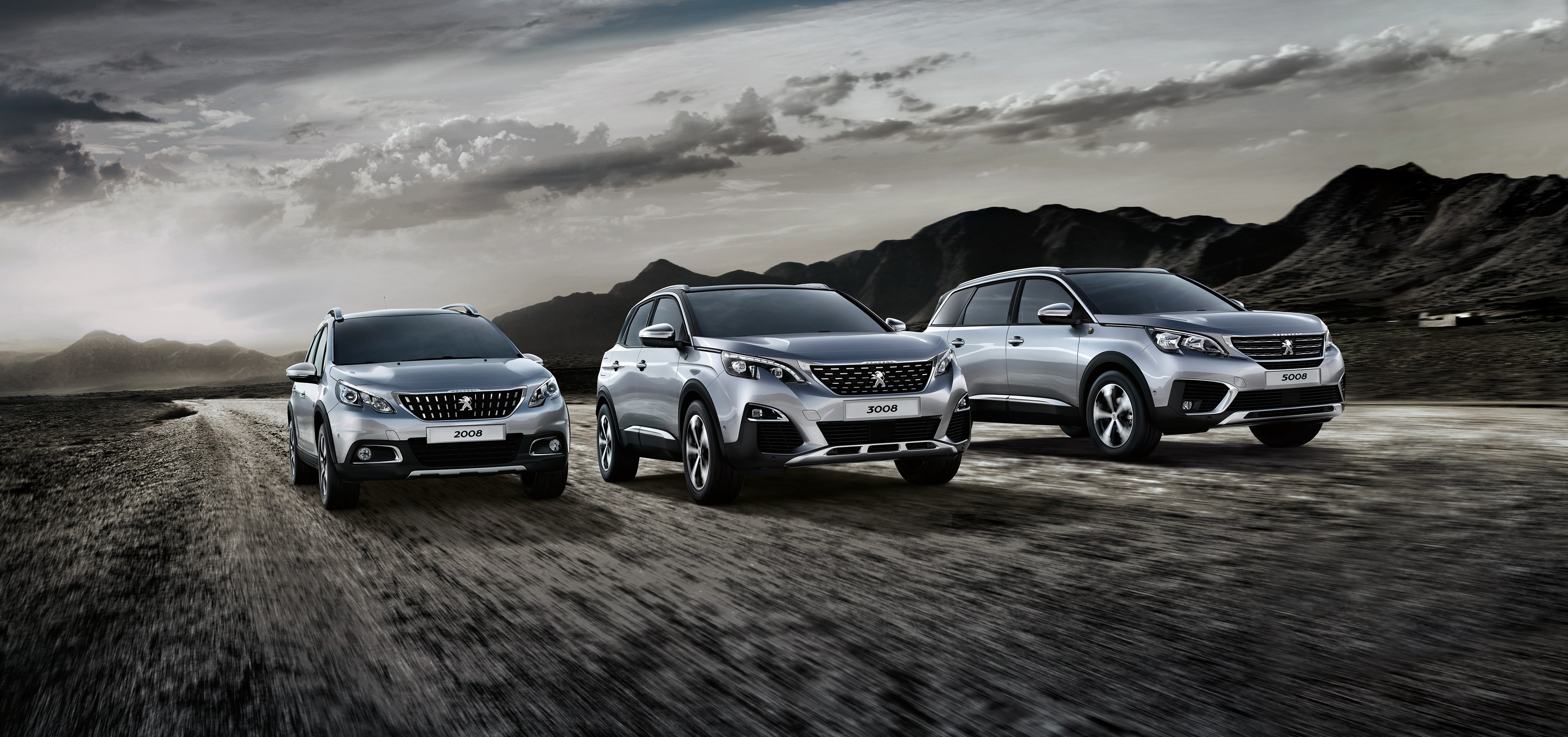 Peugeot lidera segmento SUV em Portugal