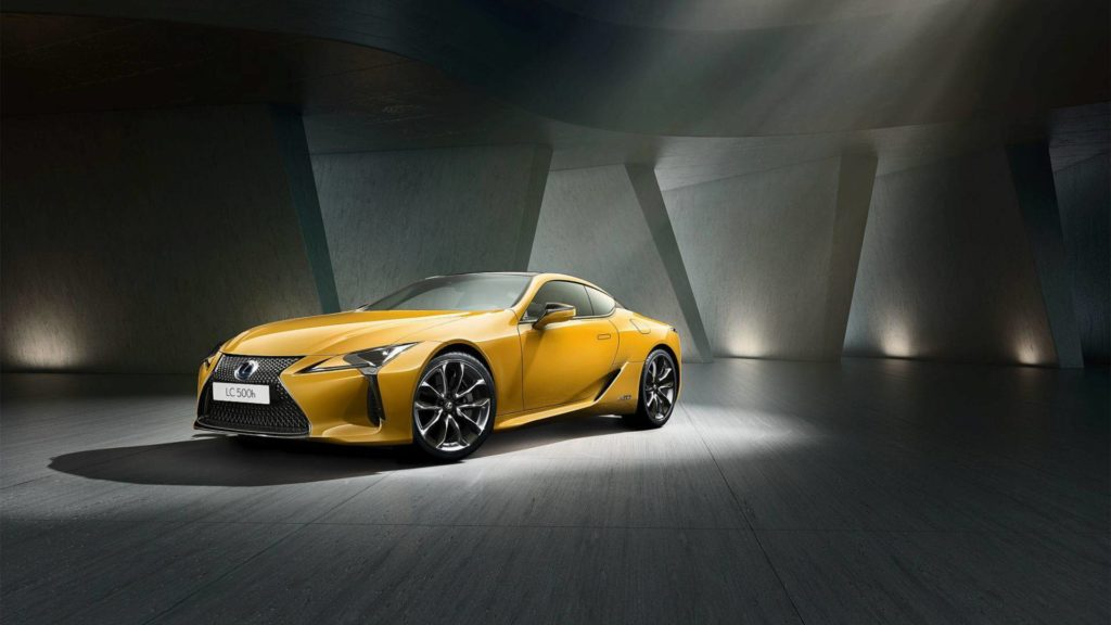 Lexus LC Yellow Edition (1)