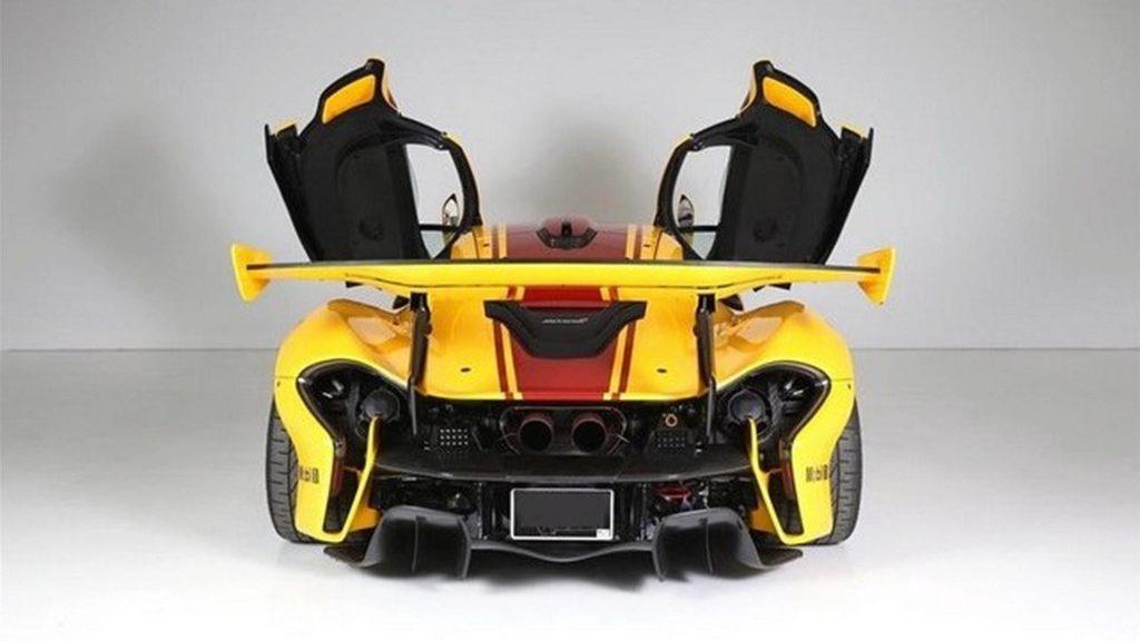 McLaren P1 GTR homologado(13)