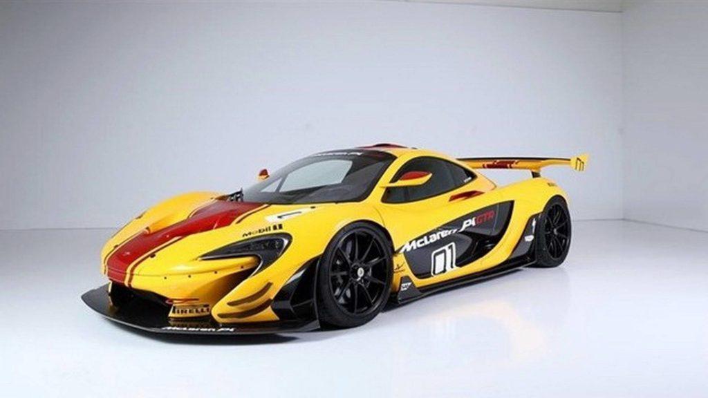 McLaren P1 GTR homologado(2)