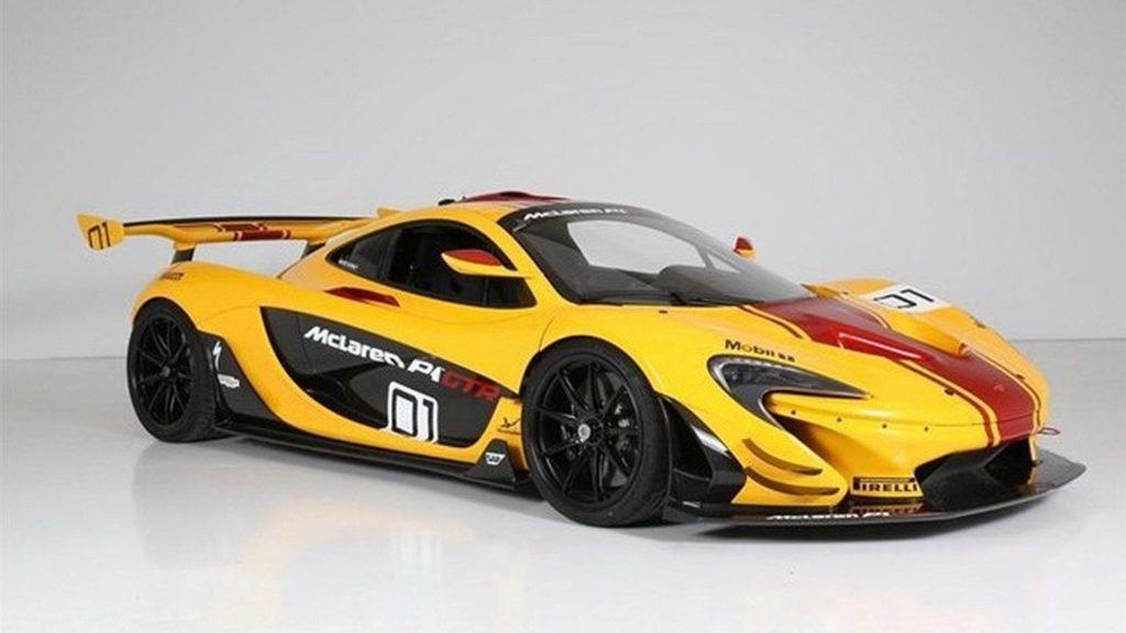 McLaren P1 GTR homologado(4)