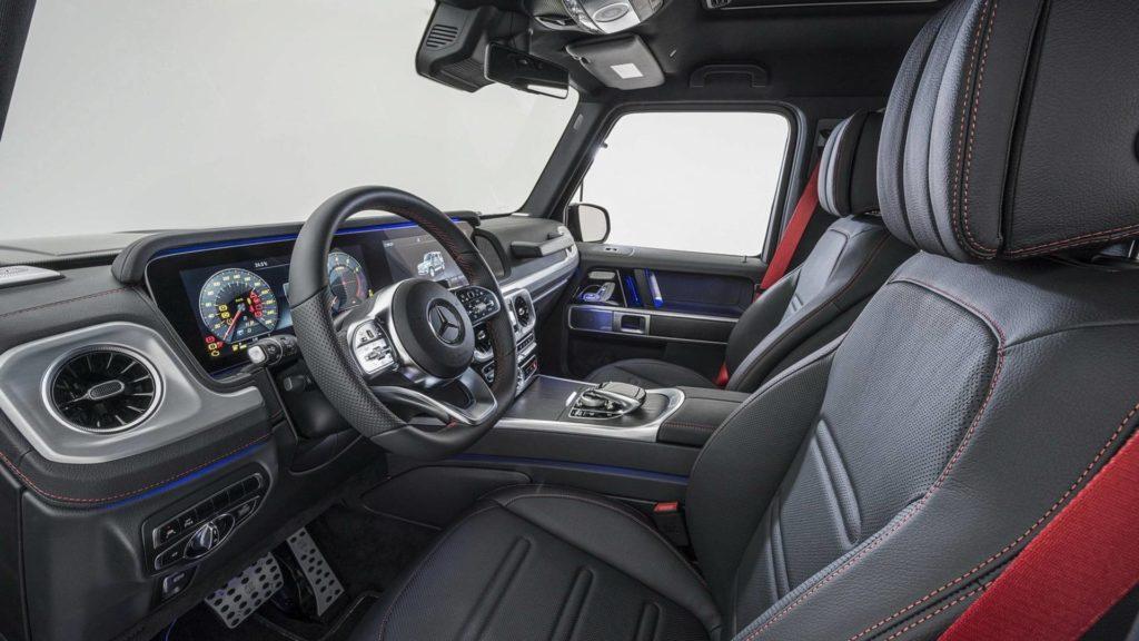 Mercedes Classe G Brabus (12)
