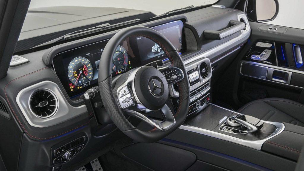 Mercedes Classe G Brabus (13)